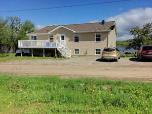 Don't miss out on this Beautiful Waterfront Home on Lake Apsey