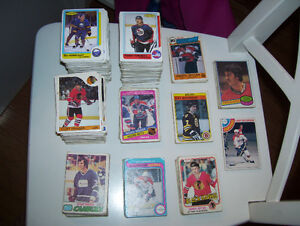 Huge Lot of OPC Hockey Cards 1977-1988
