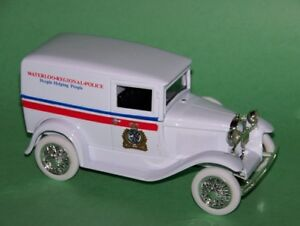 Diecast Model A Police Van, Limited Edition