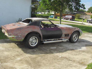 1968 to 1972 Corvette Convertible WANTED