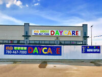 Daycare & OSC Space Available