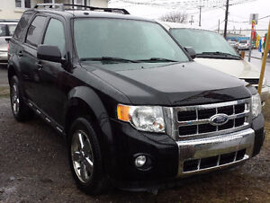 2010 Ford Escape XLT 4X4 FLEX FUEL | LTHR | HEATED SEATS