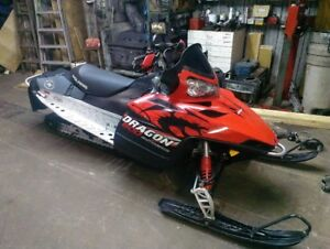 Polaris Dragon 800 switchback 136