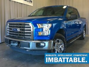 Ford F-150 4WD SuperCrew 2016