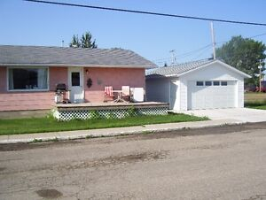 Spacious House & Garage For Rent