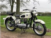 BMW R25 1959 250cc Original And Matching Number !