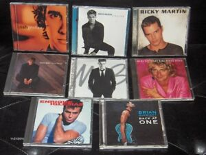 20 Assorted Music CD's
