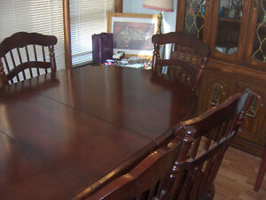 Dining Room table and Chairs $500.00 OBO