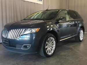 Lincoln MKX AWD 4dr 2014