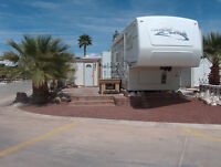 Lot in Rancho Ventana gated resort on golf course in Blyth Cal.