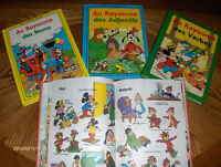 Collection éducative DISNEY (vintage)