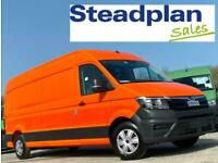 AUTO 2021 BRAND NEW MAN TGE AUTOMATIC ORANGE LWB PERFECT CAMPER VAN VW CRAFTER