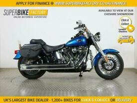 2010 10 HARLEY-DAVIDSON SOFTAIL FLSTF FATBOY 1584 - BUY ONLINE 24 HOURS A DAY