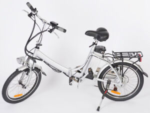 A Pair of folding bikes for Sale NON Electric