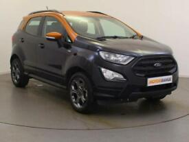 image for 2018 Ford Ecosport 1.0T EcoBoost ST-Line (s/s) 5dr SUV Petrol Manual