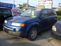 2005 Saturn VUE - CERTIFIED/EMISSIONS