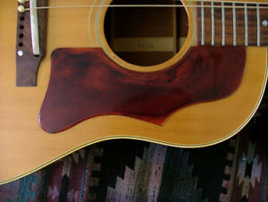 1966 Gibson J-50 Acoustic with B-Band Pickup and Hardshell case