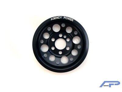 Agency Power Crank Pulley - AGENCY POWER CRANK PULLEY A3 A4 TT GTI JETTA 2.0T