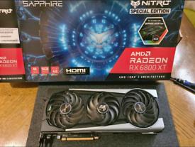 Sapphire Nitro 6800 xt