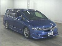 FRESH IMPORT NEW SHAPE 2006 HONDA ODYSSEY STEPWAGON 2.4 VTEC PETROL AUTO 7 SEATS