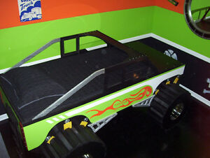 MONSTER  TRUCK  Single  Bed Cambridge Kitchener Area image 9