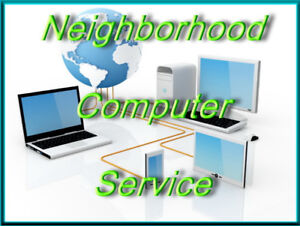 Affordable Neighborhood Computer Service- To Be Honest and Trust
