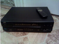 JVC hr-p41a VCR with remote