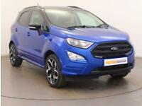 2018 Ford Ecosport 1.0T EcoBoost ST-Line (s/s) 5dr SUV Petrol Manual