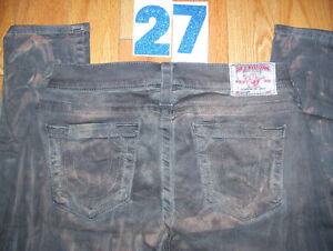 Huge Lot of Womens True Religion Jeans 10 Total Sizes 26 + 27 Cambridge Kitchener Area image 6