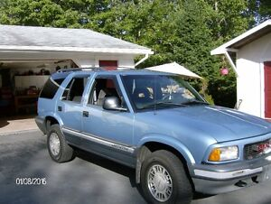 1997 GMC Jimmy SLE SUV, Crossover