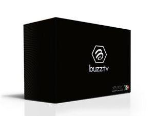 BuzzTV XPL3000 2018 Sports edition (Sporty Red carbonFiber) IPTV