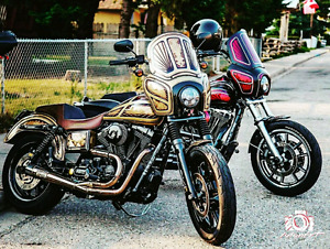 ONE OFF CUSTOM 2014 FXDL DYNA LOW RIDER FXDL LOW KMS