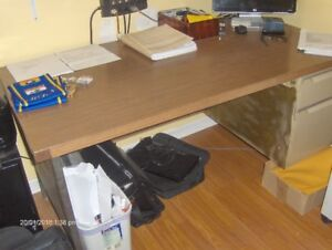 Desk and Office Chair for Sale