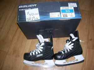 Youth hockey skates