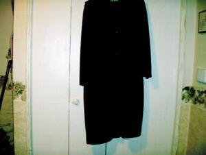 COAT- Ladies Cloth Coat