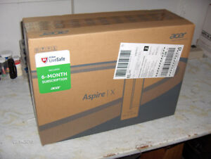 Brand-new Acer Aspire XC-603 desktop PC with Windows 8.1