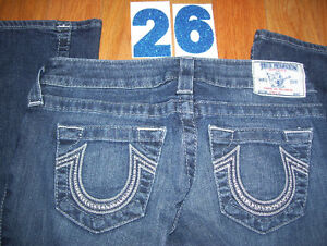 Huge Lot of Womens True Religion Jeans 10 Total Sizes 26 + 27 Cambridge Kitchener Area image 5