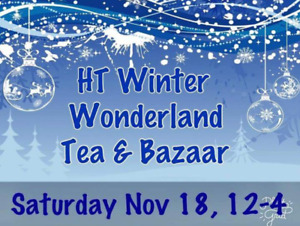 Holy Trinity Winter Wonderland Bazaar and Tea