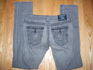 Huge Lot of Womens True Religion Jeans 6 Total Size 24 + 25 Cambridge Kitchener Area image 2