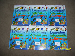 Children's Learning Adventure  Library LIKE NEW