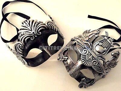 Roman Gladiator Masquerade Thor Mask Steampunk Halloween Costume Prom Party ()