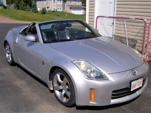 2006 Nissan 350Z Roadster Convertible