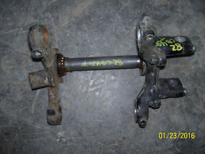Honda CB450T Nighthawk CM400 CM450 steering stem triple tree