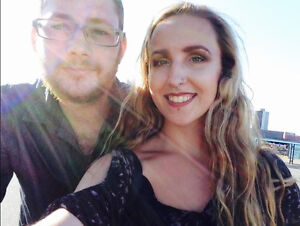 couple looking for a beautiful place
