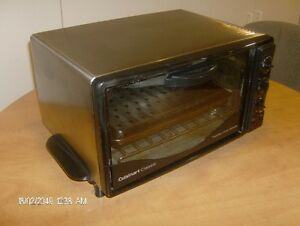 Cuisinart toaster oven Cuisinart four grille-pain