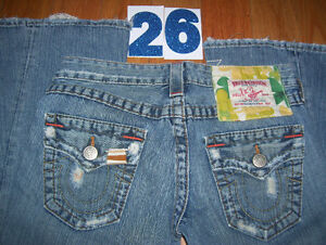 Huge Lot of Womens True Religion Jeans 10 Total Sizes 26 + 27 Cambridge Kitchener Area image 4