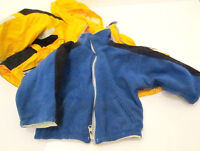 3 in 1 Winter Jacket for 12 month old boy