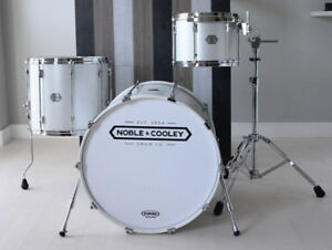 Noble Cooley Horizon drum set - IMMACULATE !