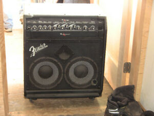Fender Bassman 400 Amplifier