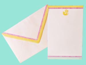 Baby shower invitations kijiji in toronto gta buy sell blank baby shower invitation cards envelopes set of 12 filmwisefo